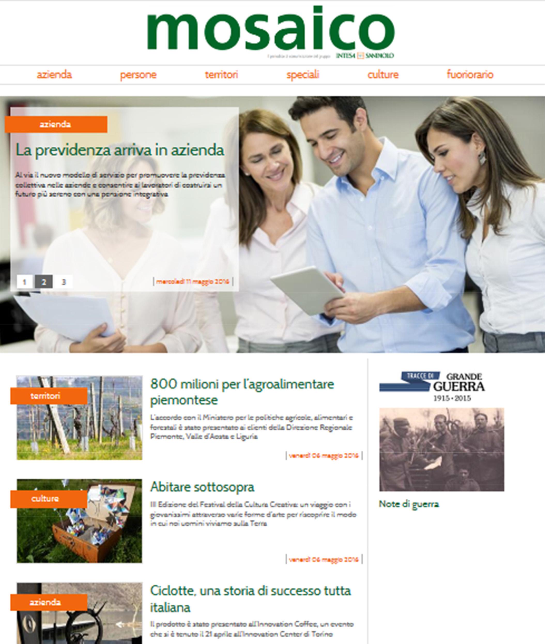 Intesa Sanpaolo ¨ il gruppo bancario nato dalla fusione di Banca Intesa e Sanpaolo Imi due grandi realt bancarie italiane caratterizzate da valori uni