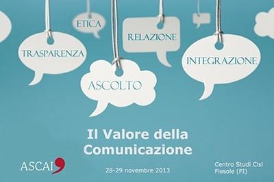 Il valore della comunicazione